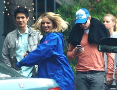 Harry, Dianna, Chord, and Heather