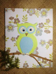 Owl Birthday Invitation Ideas