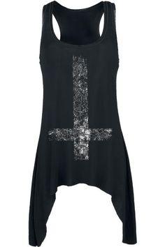 €33.99 Naisten toppi Satan's cross (S)