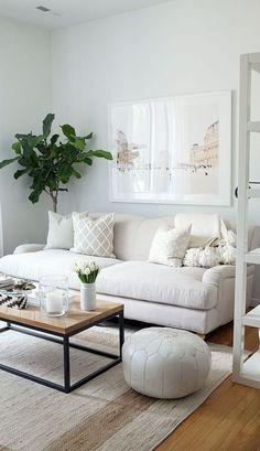 Brilliant Sofa Ideas For A Stylish Living Room, for you that.. #sofaideas
