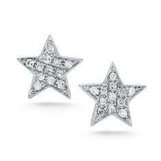 Dana Rebecca Julianne Himiko Star Earrings