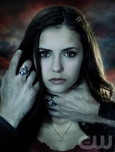The Vampire Diaries Nina Dobrev as Elena Gilbert Good Wall Decor Silk Poster Vampire Diaries Movie, Vampire Diaries Rings, Vampire Diaries Wallpaper, Vampire Diaries Seasons, Vampire Dairies, Vampire Diaries The Originals, Vampire Diaries Costume, Stefan Salvatore, Damon Y Elena