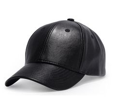 Men Women Dancer Hip Hop Rock Adjustable Baseball Snapback Head Caps  Leather Hat  fashion   96165eb0f720