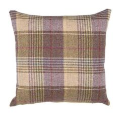 Tweed Square Cushion - Dunelm Mill £12.99