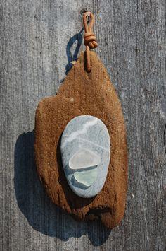 Beachglass & Driftwood crafts