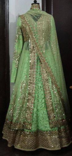 Its all about Styling: Shadi nahi Engagement hai yaar ! Pakistani Bridal Dresses, Pakistani Outfits, Indian Dresses, Indian Outfits, Indian Party Wear, Indian Bridal Wear, Indian Wear, Indian Style, Indian Ethnic