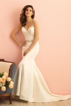 2861 Allure Romace Bridal Gown