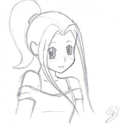 Easy drawing of a girl drawing easy drawings anime girl as well as Girl Drawing Easy, Cartoon Girl Drawing, Cartoon Drawings Of People, Anime Girl Drawings, Anime Drawings Sketches, Cartoon Sketches, Pencil Art Drawings, Anime Sketch, Manga Drawing