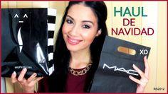 Compras de Navidad - Maquillaje, Ropa, Zapatos y Más !