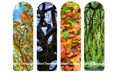 Tree Art Photography Printable Bookmarks | Craftsy