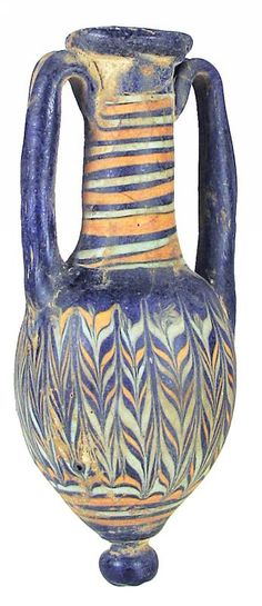 Ancient Phoenician Glass