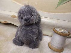 Bashful the Bunny By Barney Bears - Bear Pile