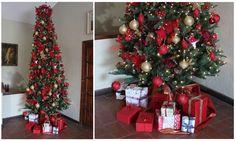 Albero di Natale - Scenografia Floreale - www.laflorealedistefania.it