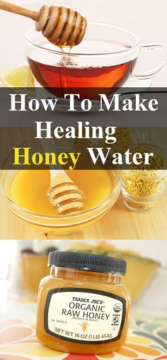 What Happens If You Drink Water With Honey On An Empty Stomach! Honey has detoxifying properties and it can be instrumental in flushing out toxins from your system. Raw, organic honey is loaded with helpful minerals, vitamins and enzymes that keep your intestines clean and gut healthy Many soothing and healing effects have been attributed to honey, but did you know that the simplest way to benefit from honey is by drinking it?