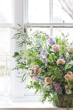 Raindrops and Roses: Archive Bloom Blossom, Blossom Flower, Enchanted Tree, Raindrops And Roses, Spring Home, Window Sill, Rain Drops, Floral Arrangements, Floral Wreath