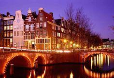 Conheça Amsterdã capital da Holanda a partir de R$ 1.416