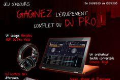 Gagnez un ordinateur portable Lenovo Yoga 13 ! Lien Facebook : https://www.facebook.com/LenovoFrance/app_479521415426185?q6220854=1 #gagner #ordinateur #lenovo