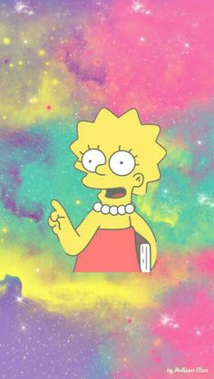 Lisa Simpson Wallpaper Pinterest Wallpaper, Iphone