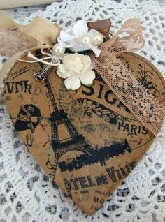 love made with 7 Gypsies tissue