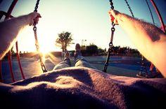 swing like no ones watching!