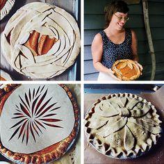 4 Ways to Top Pies