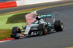 #2015 #F1 #Forma1 #Formula1 #British #Brit Nico Rosberg, Lewis Hamilton, Formula 1, F1, British, Racing, Shape, Running, Auto Racing