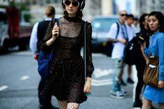Le 21ème / Grace Hartzel   New York City  // #Fashion, #FashionBlog, #FashionBlogger, #Ootd, #OutfitOfTheDay, #StreetStyle, #Style