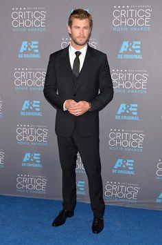 Critics Choice Awards 2015: Chris Hemsworth