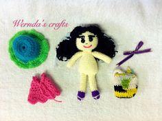 My first crochet doll