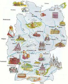 Karte Mehr