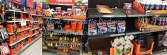 Walmart Halloween Clearance 50% off icing, cupcake mix, soap, cereal, costumes & candy