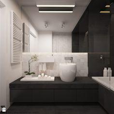 Łazienka styl Minima