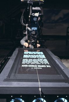 Star Wars - And that folks is how they did it!!