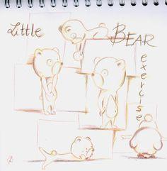 bears sketch