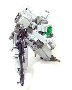 Lego Mecha Robot