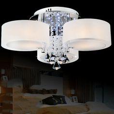 97.75$  Watch now - http://alidje.worldwells.pw/go.php?t=32782047124 - 2017 New Children Ceiling Lights Mediterranean Style E27 Led 110V-220V Home Lighting Living Room Modern Crystal Ceiling Lamp