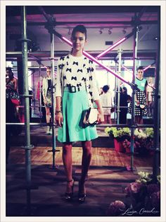 Kate Spade Spring 2013 collection #NYFashionWeek