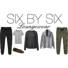 Six By Six - Loungewear by charlotte-mcfarlane on Polyvore featuring Anine Bing, Uniqlo, Sperry Top-Sider, women's clothing, women's fashion, women, female, woman, misses and juniors
