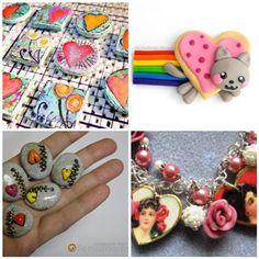 Hearts in Clay · Polymer Clay | CraftGossip.com