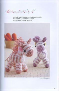 BEBE CROCHÊ: Brinquedo de Croche
