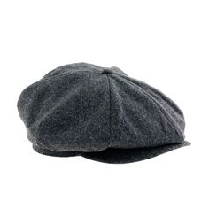 07fb6147478 Wool newsboy hat - scarves
