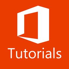 Watch complete Microsoft office tutorials including Microsoft Access 2016, Excel 2016, Project 2016, PowerPoint 2016 and Word 2016. Start learning now!
