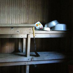KuosiKioski Inspiration: The Sauna