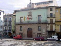 Antigua Casa Consistorial en Calatayud, Patrimonio en la Provincia de Zaragoza