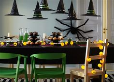 Planning a Halloween party? Check out the IKEA Design Blog for more fun ideas!