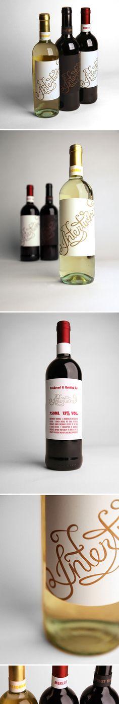 Intertwine Bottle by Julia Soderbergwine vinos maximum vinho mxm