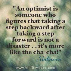 The Optimist