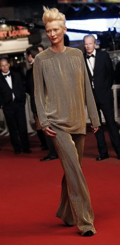 Style Watch: Tilda Swinton