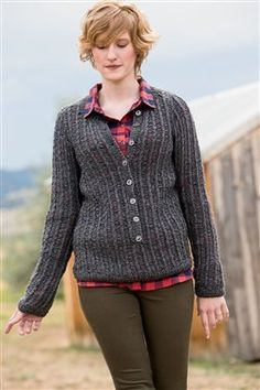 Manicouagan Pullover, As Seen on Knitting Daily TV with Vickie Howell Episode 1201 - Media - Knitting Daily