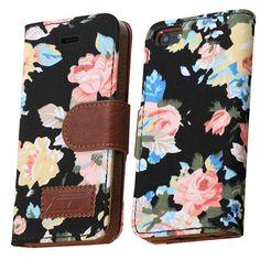 iPhone 6/6S Flower Deluxe Case ($4, originally $14)